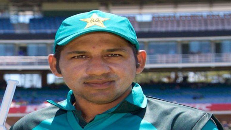 Pakistan Cricket team Captain Sarfaraz Ahmed ICC 2019