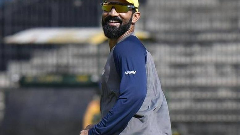 Dinesh Karthik joins commentary in limited-overs series between India and England