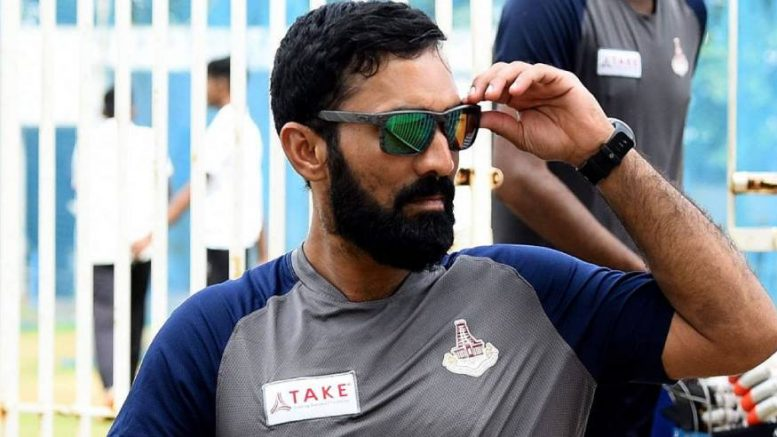Dinesh Karthik to don the commentator's hat during series between India and England
