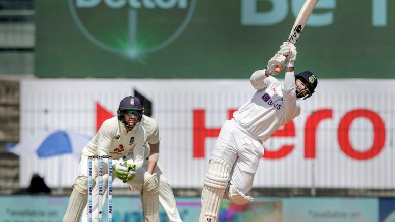 Joe Root is confident of dismissing Rishabh Pant in the 3rd Test match