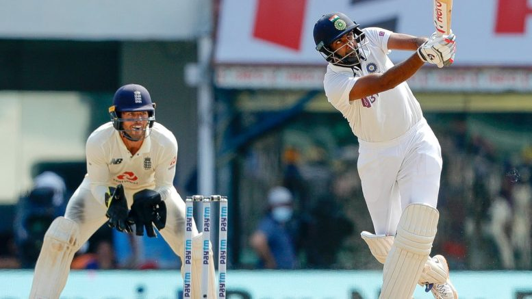 Ravichandran Ashwin Hits Fifth Test Hundred,