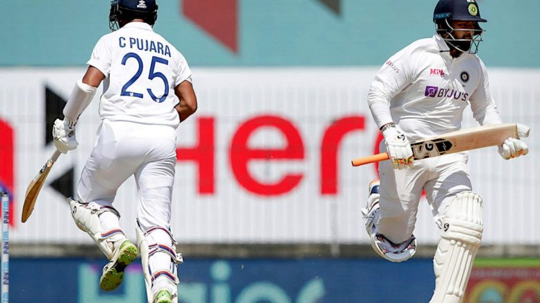 इंग्लैंड बनाम भारत, पहला टेस्ट, तीसरा दिन : भारत ने 6 विके ट खोकर 257 रन बनाए