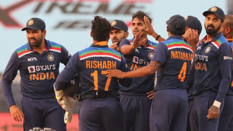 India vs England 3rd ODI India beat England by 7 runs in nail-biter clinch series 2-1