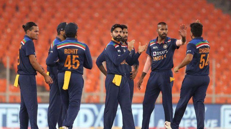 India vs England 4th T20I India won by 8 runs