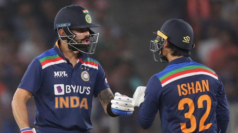 India vs England India won by 7 wickets