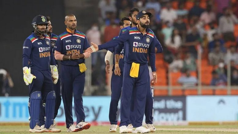 India vs england 3rd T20 :England won by 8 wickets