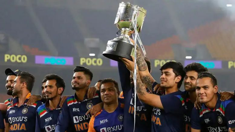 India wins t20 aganist england