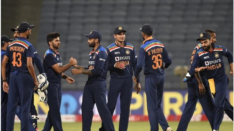 India won by 66 runs