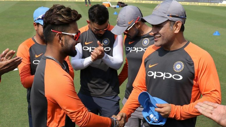 Former Indian wicket-keeper Kiran More is confident of Rishabh Pant breaking the records of MS Dhoni in the future