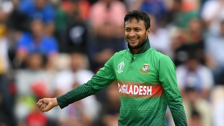 Shakib Al Hasan Defends Decision to Play IPL