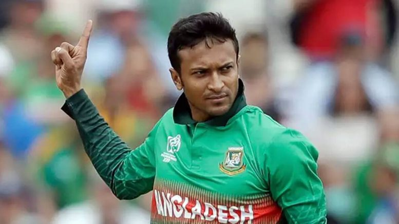 Shakib Al Hasan Defends Decision to Play IPL.