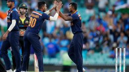 T Natarajan's heart-rate while bowling the last over- Michael Vaughan