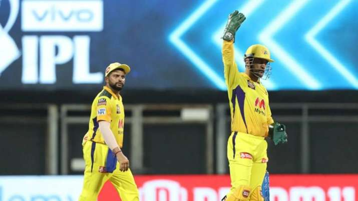 Chennai (CSK) beats Rajasthan(RR) by 45 runs to move to second spot