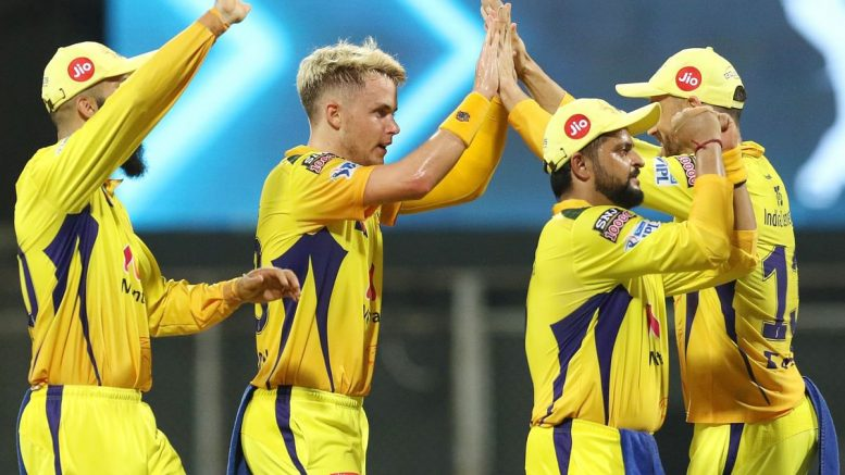 Chennai beat Rajasthan by 45 runs to move to second spot
