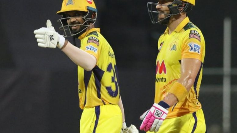 Chennai clinch the thriller, win by 18-runs at Wankhede