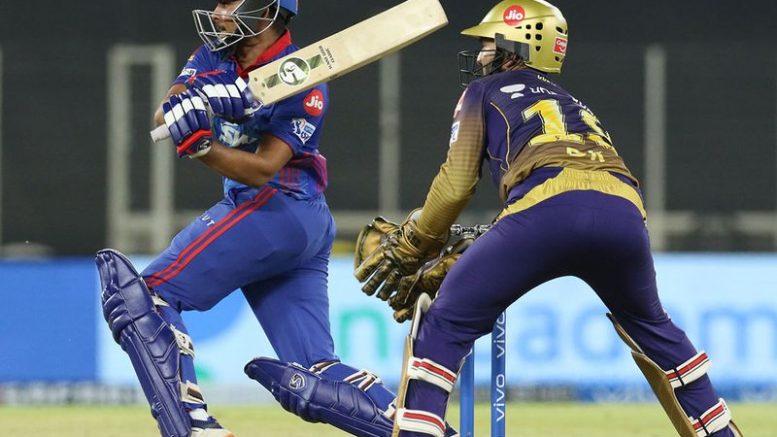 DC VS KKR-Prithvi Shaw-powers Delhi Capitals to 7-wicket win over Kolkata Knight Riders