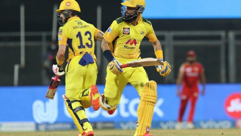 Deepak- Chahar Faf du Plessis guide, Chennai Super Kings to 6-wicket win over Punjab Kings