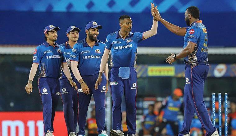 Delhi Capitals(DC) beat Mumbai Indians(MI) by 6 wickets