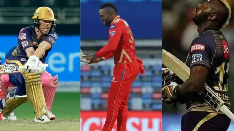 Eoin-Morgan leads KKR run chase after Tripathi, Russell fall
