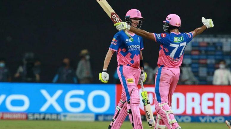 Morris helps Rajasthan Royals beat Delhi Capitals by 3 -wickets