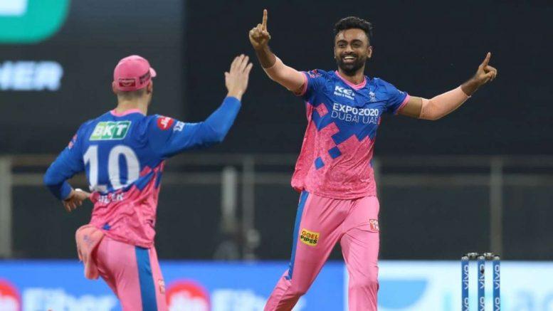 Morris helps Rajasthan- Royals beat Delhi Capitals by 3 wickets