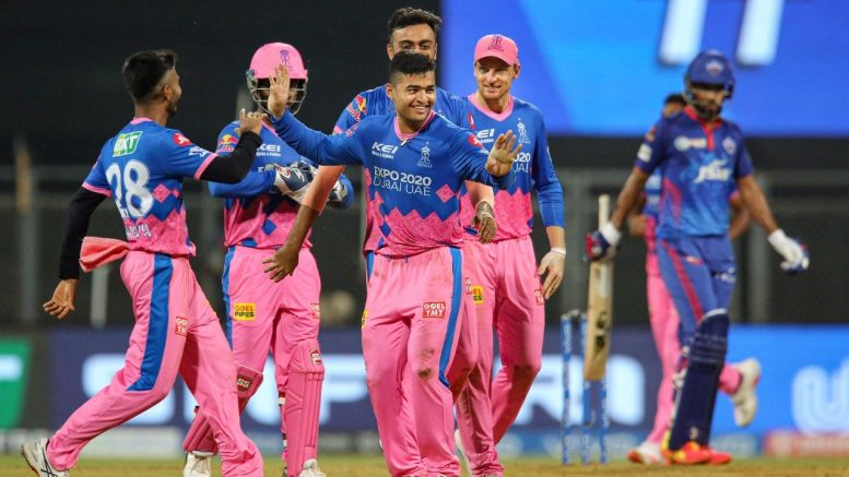 Morris helps Rajasthan Royals beat Delhi Capitals by 3 wickets