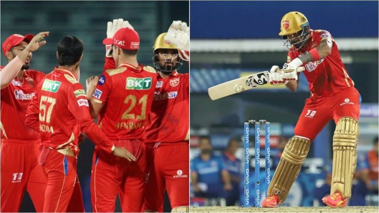 PBKS-Punjab Kings canter to nine-wicket victory against Mumbai Indians