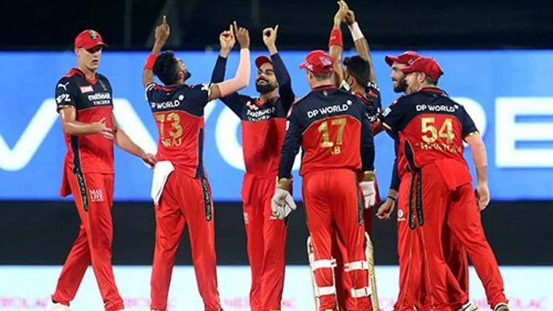 Royal Challengers Bangalore beat Sunrisers Hyderabad by 6- runs