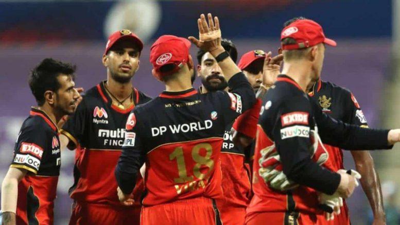 Royal Challengers Bangalore beat -Sunrisers Hyderabad by 6 runs