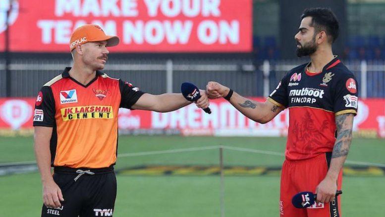 Royal Challengers Bangalore(RCB) beat Sunrisers Hyderabad by 6 runs