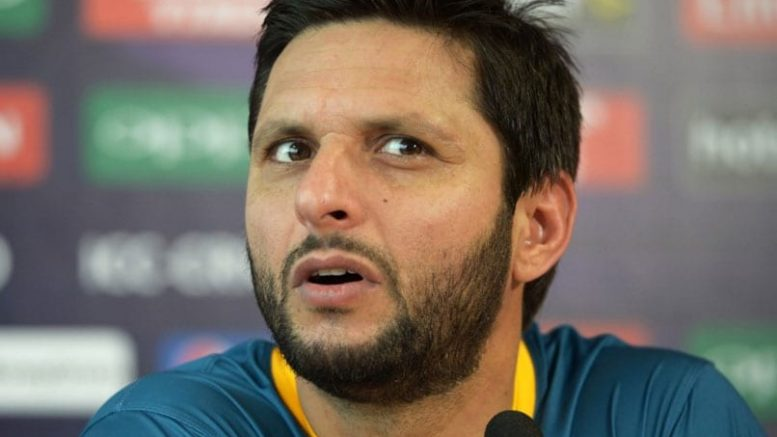 Surprising To See CSA Allowing Players To Travel For IPL21 In The Middle Of A Series Shahid Afridi