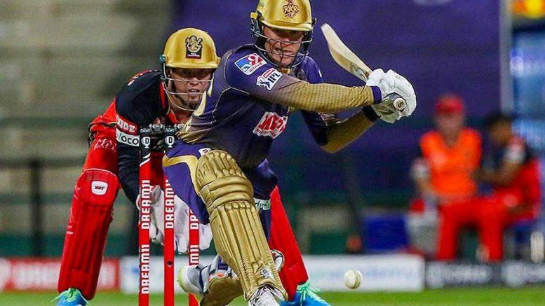 Virat Kohli RCB thumps Eoin Morgan KKR by 38 runs to maintain unbeaten-run
