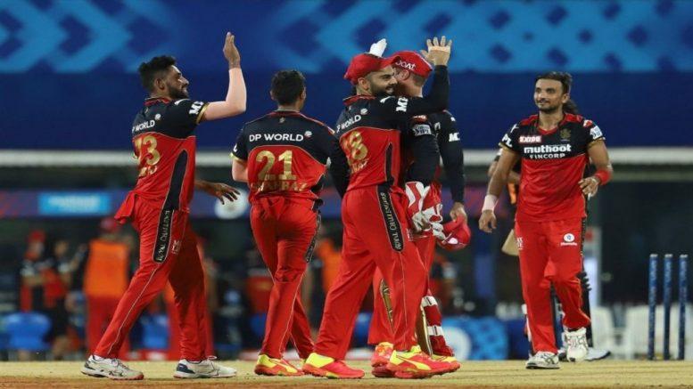 Virat Kohli's RCB thumps Eoin Morgan's KKR by 38-runs to maintain unbeaten run