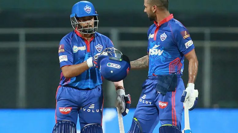 DC VS PBKS-Dhawan 62 guides Delhi to comfortable 7-wicket win over Punjab