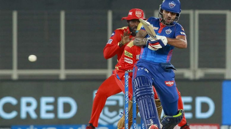 Dhawan 62 guides Delhi to comfortable 7-wicket win over Punjab