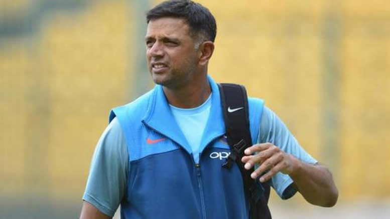 #india #indiancricketteamcoach #rahuldravid